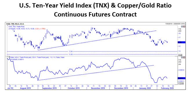 TNX Copper Gold