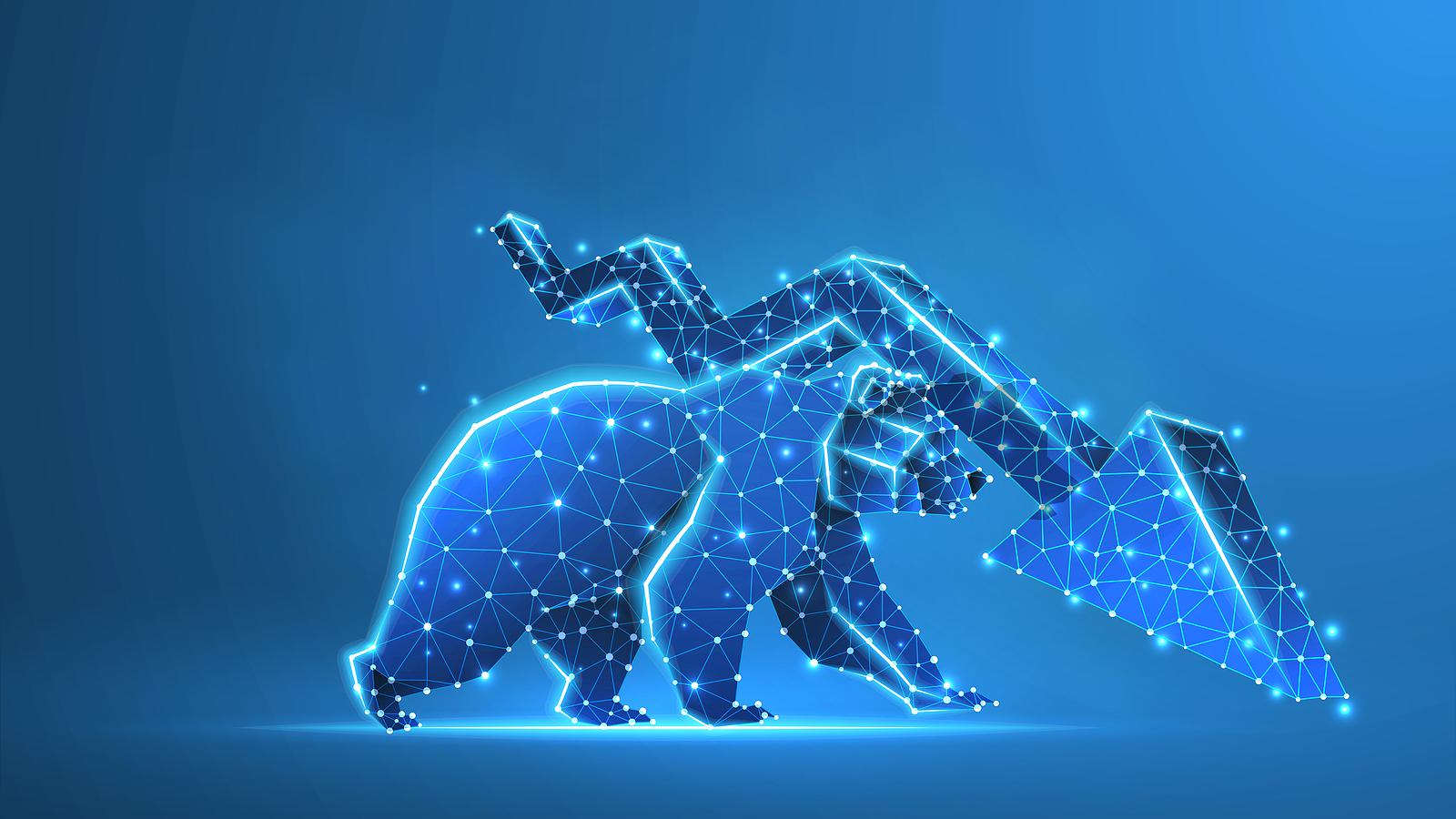 Bearish constellation stock market