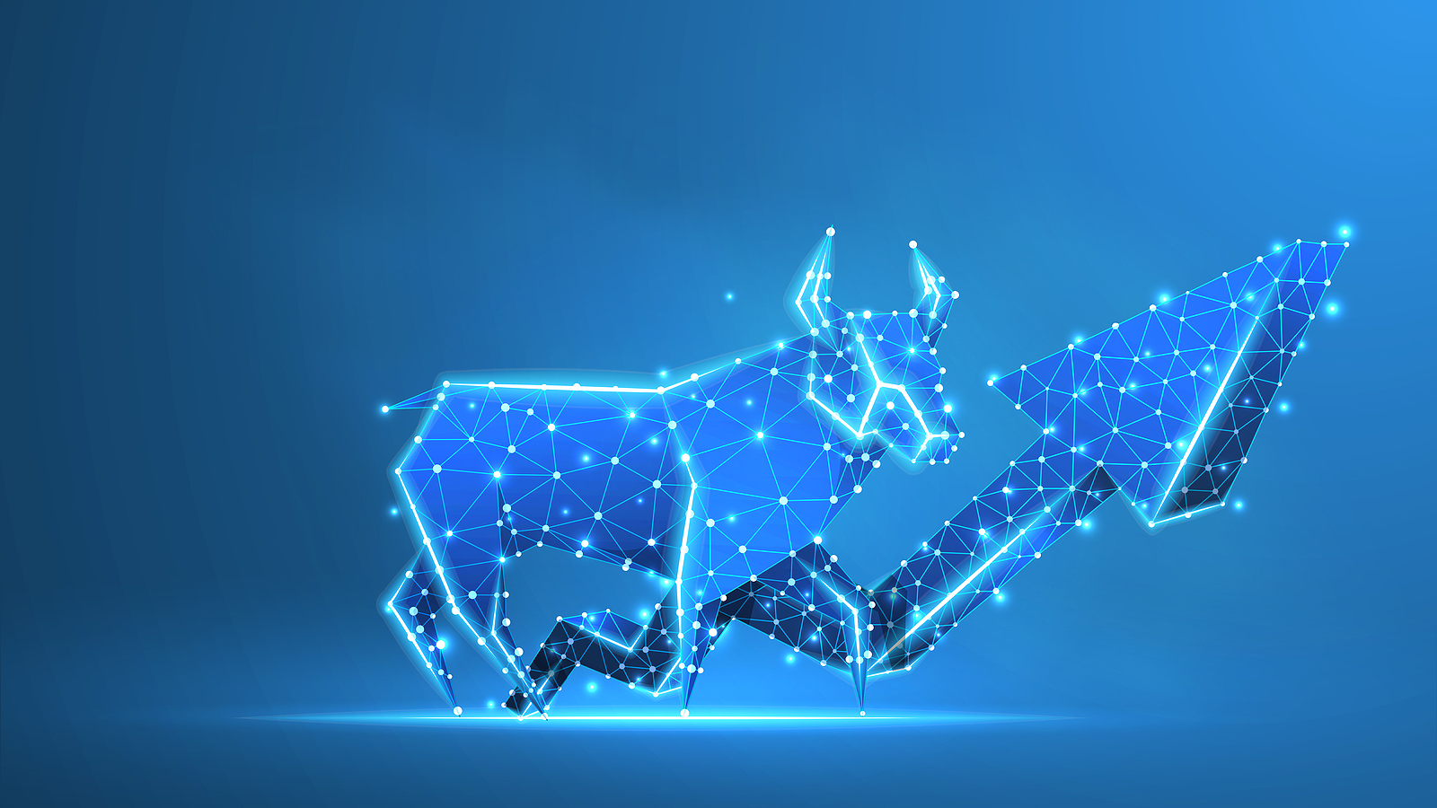 Bullish constellation stock market