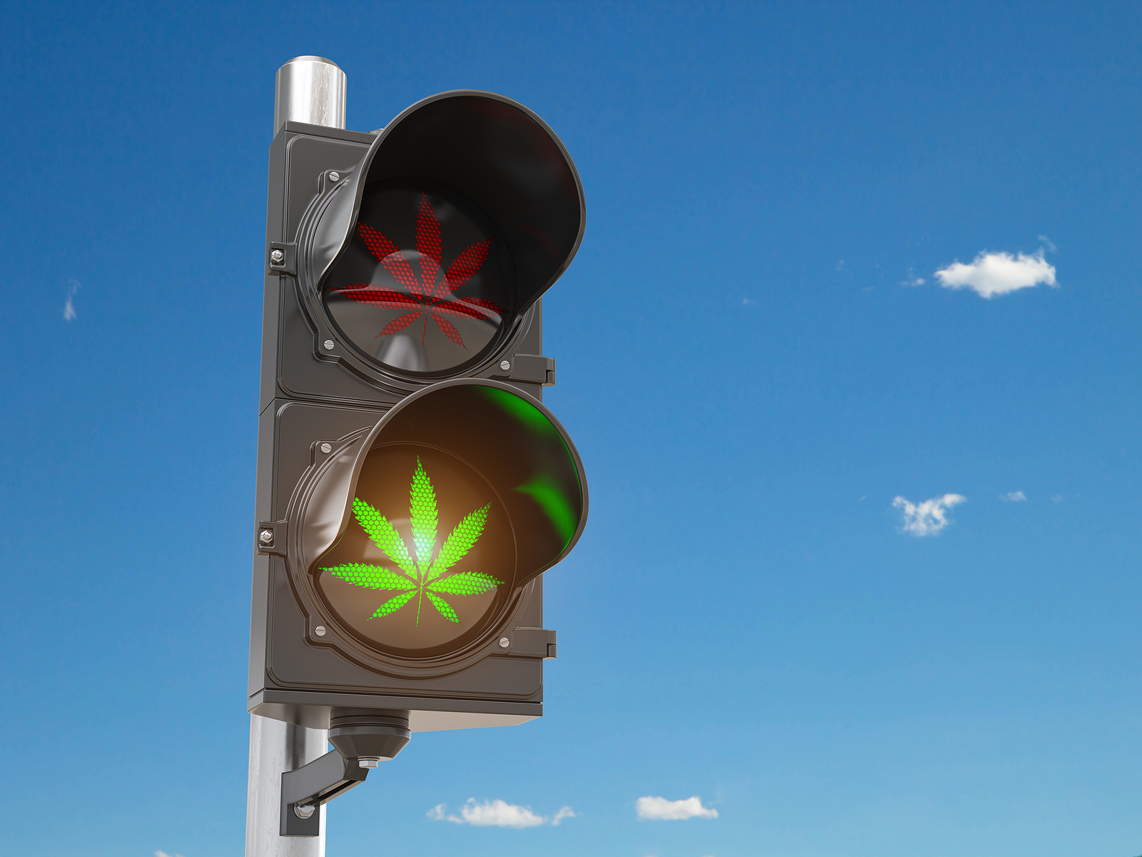 Cannabis stocks green light