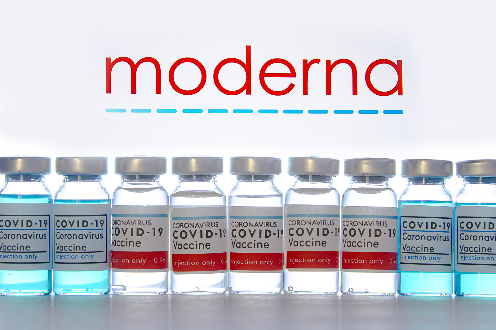Moderna stock, MRNA stock news and analysis