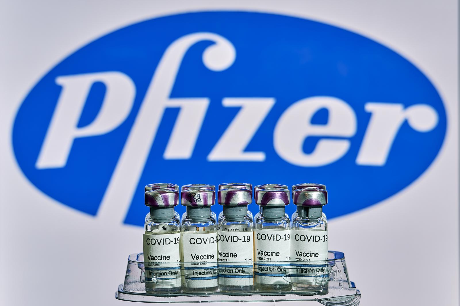 Pfizer vaccine for Covid-19
