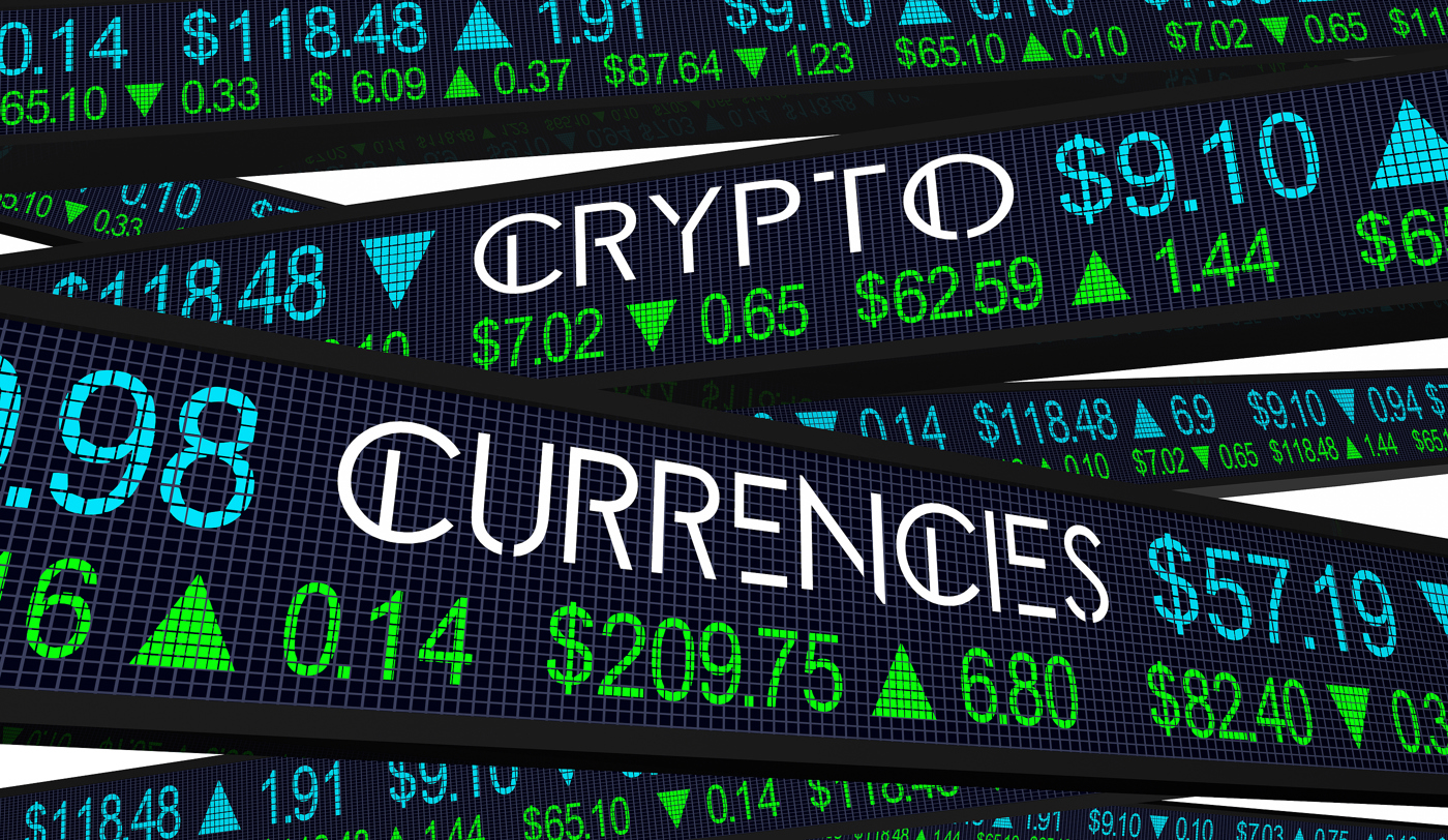 Cryptocurrency, Digital Currency, Crypto stocks