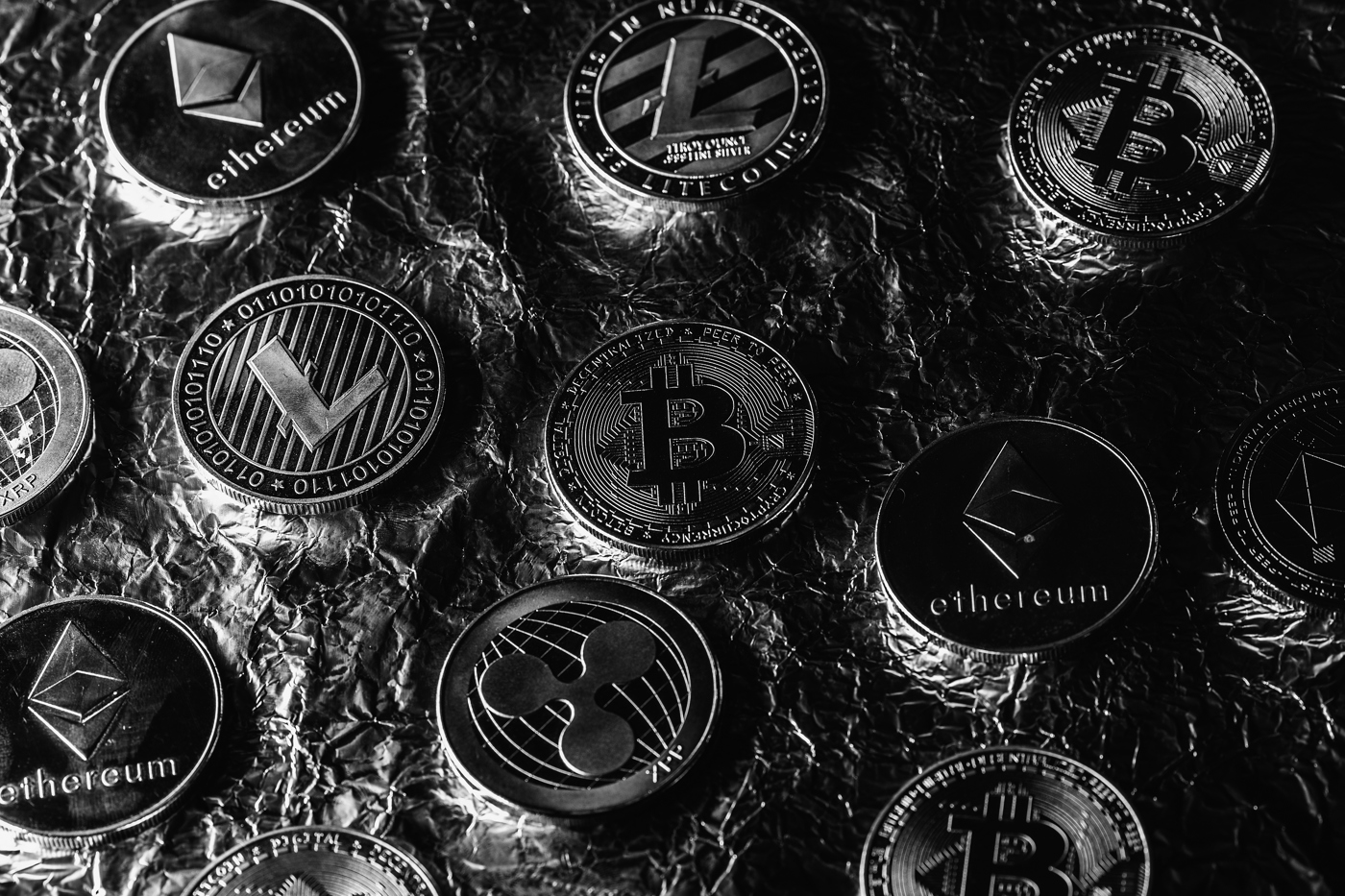 Cryptocurrency market and the stock market impact