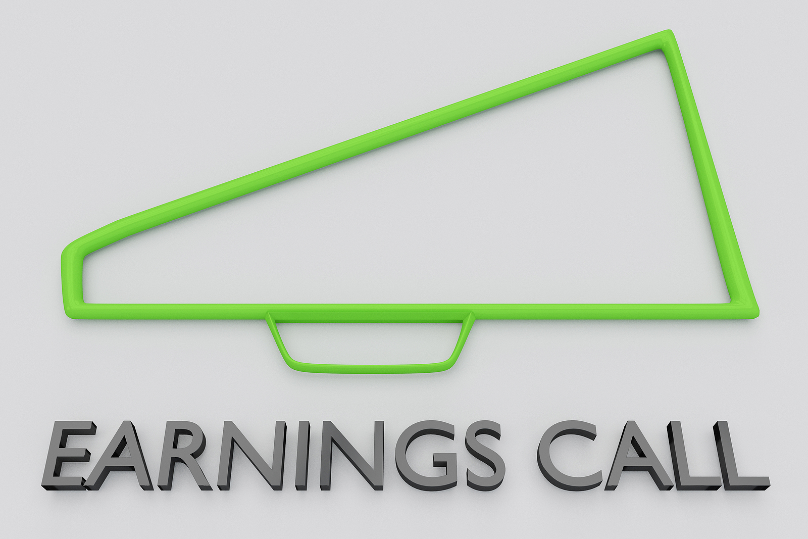 Earnings and stock charts