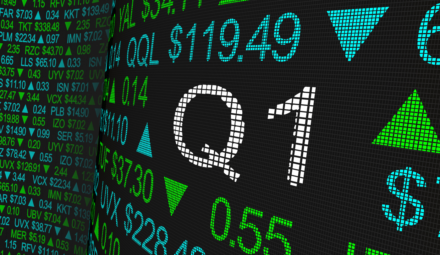 Q1 Earnings, First Quarter Earnings
