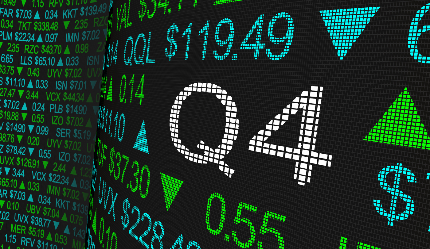 Q4 Earnings, Fourth Quarter Earnings