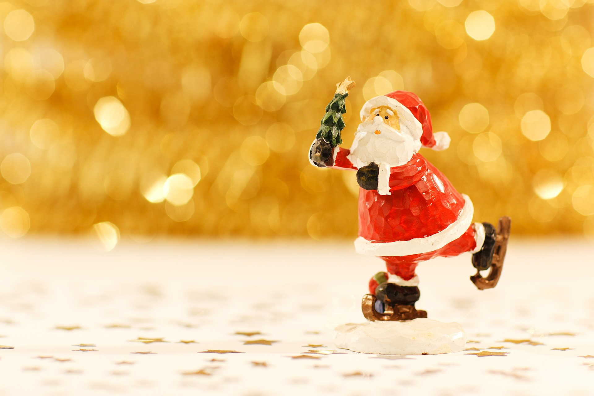 Stock Market is closed on Christmas, 1/2 day Christmas Eve