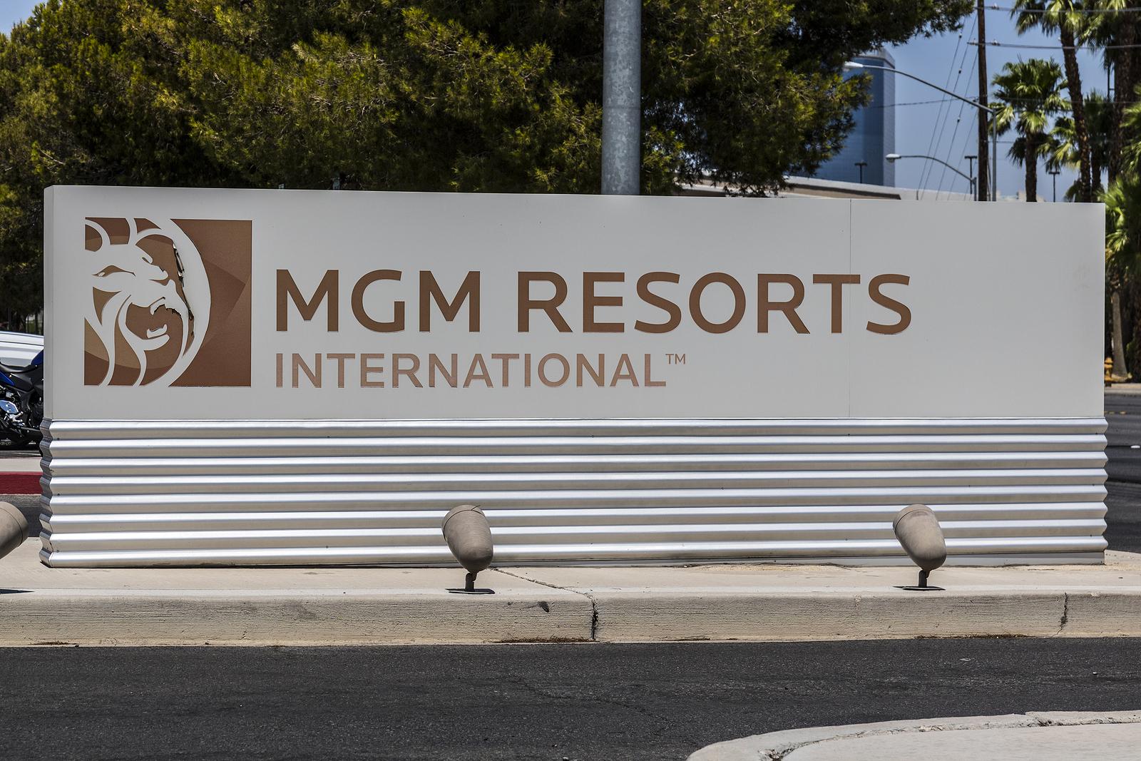 MGM stock, MGM international stock, MGM resorts stock