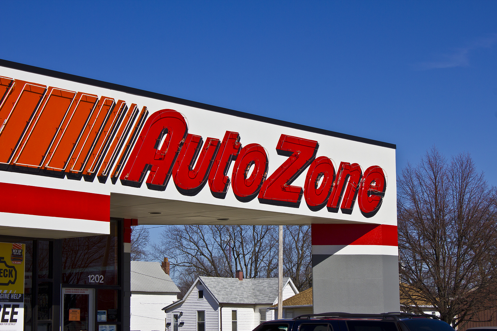 AutoZone AZO stock news and analysis