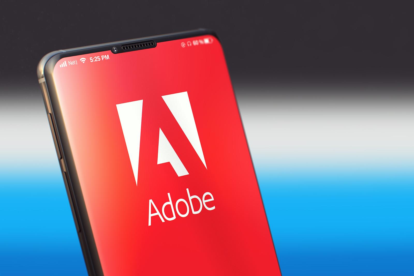 Adobe ADBE stock news and analysis