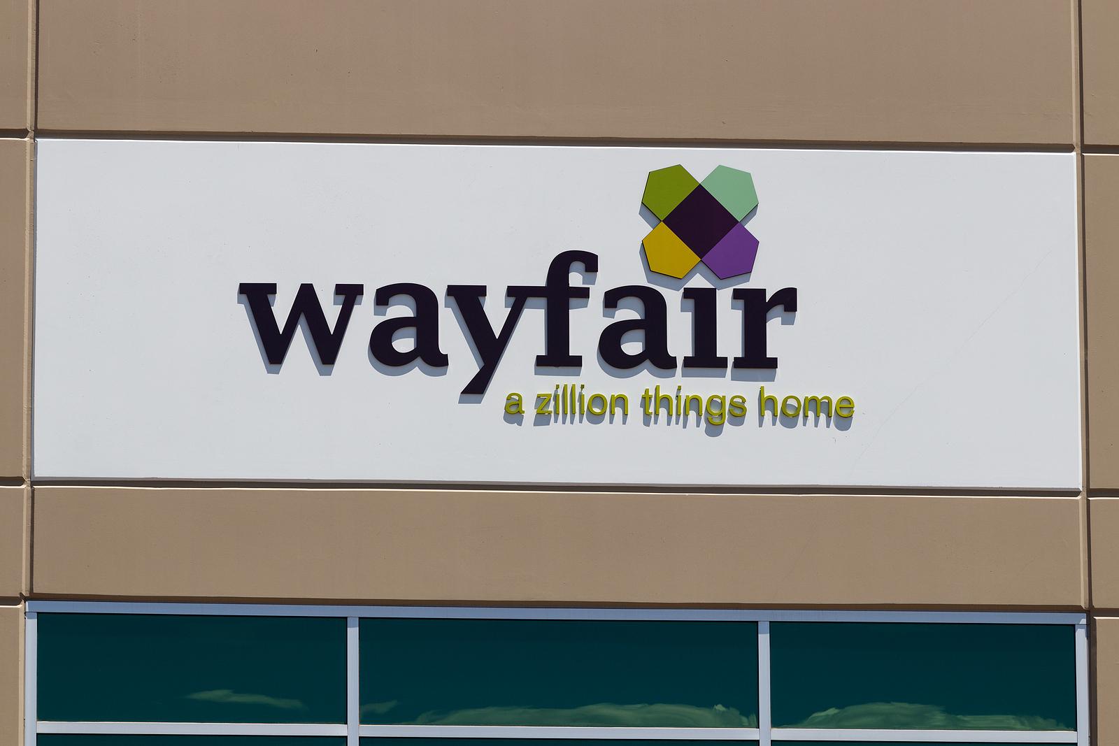 Wayfair W stock news and analysis
