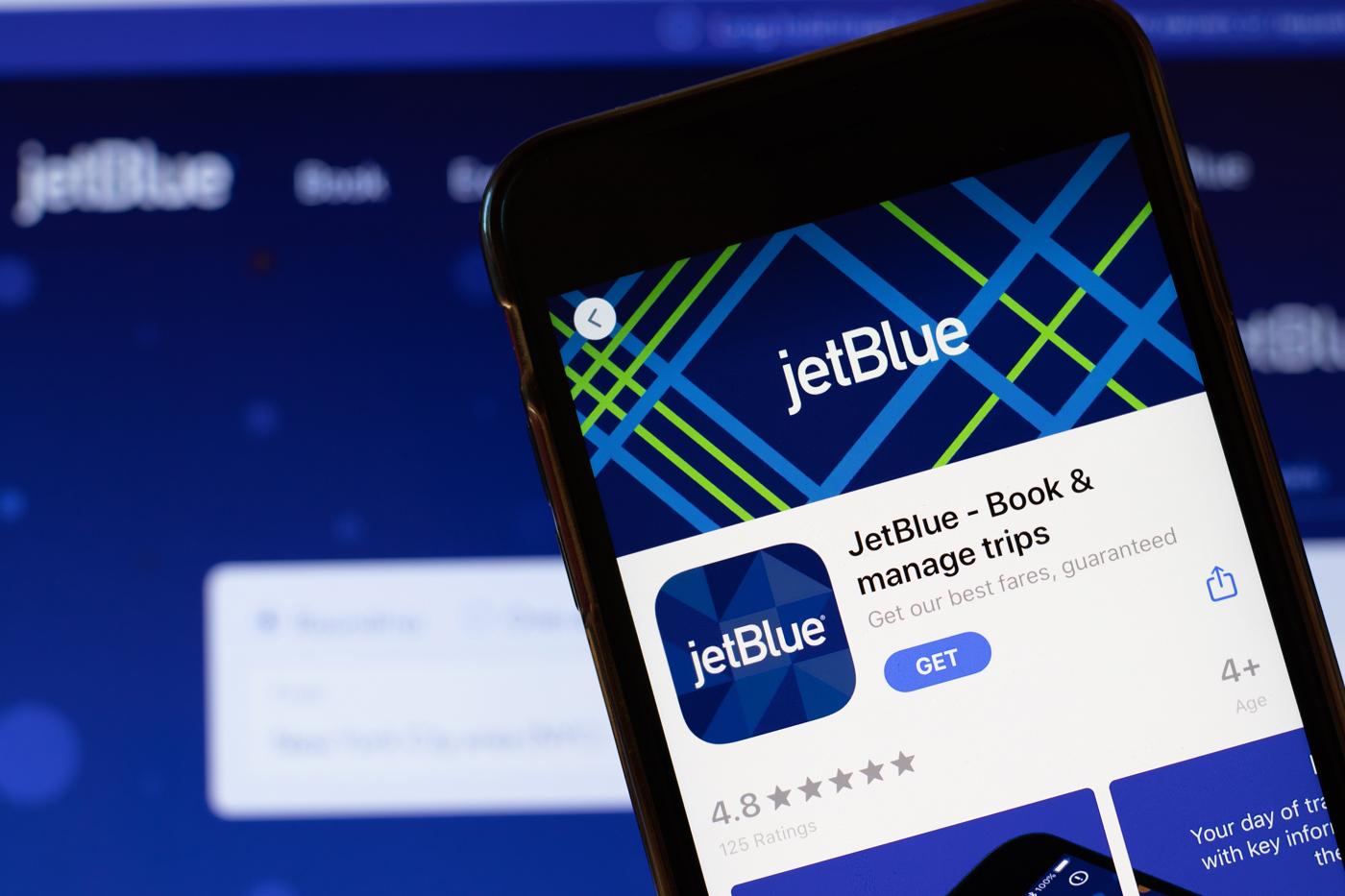 JetBlue Airways stock, JetBlue stock, JBLU stock