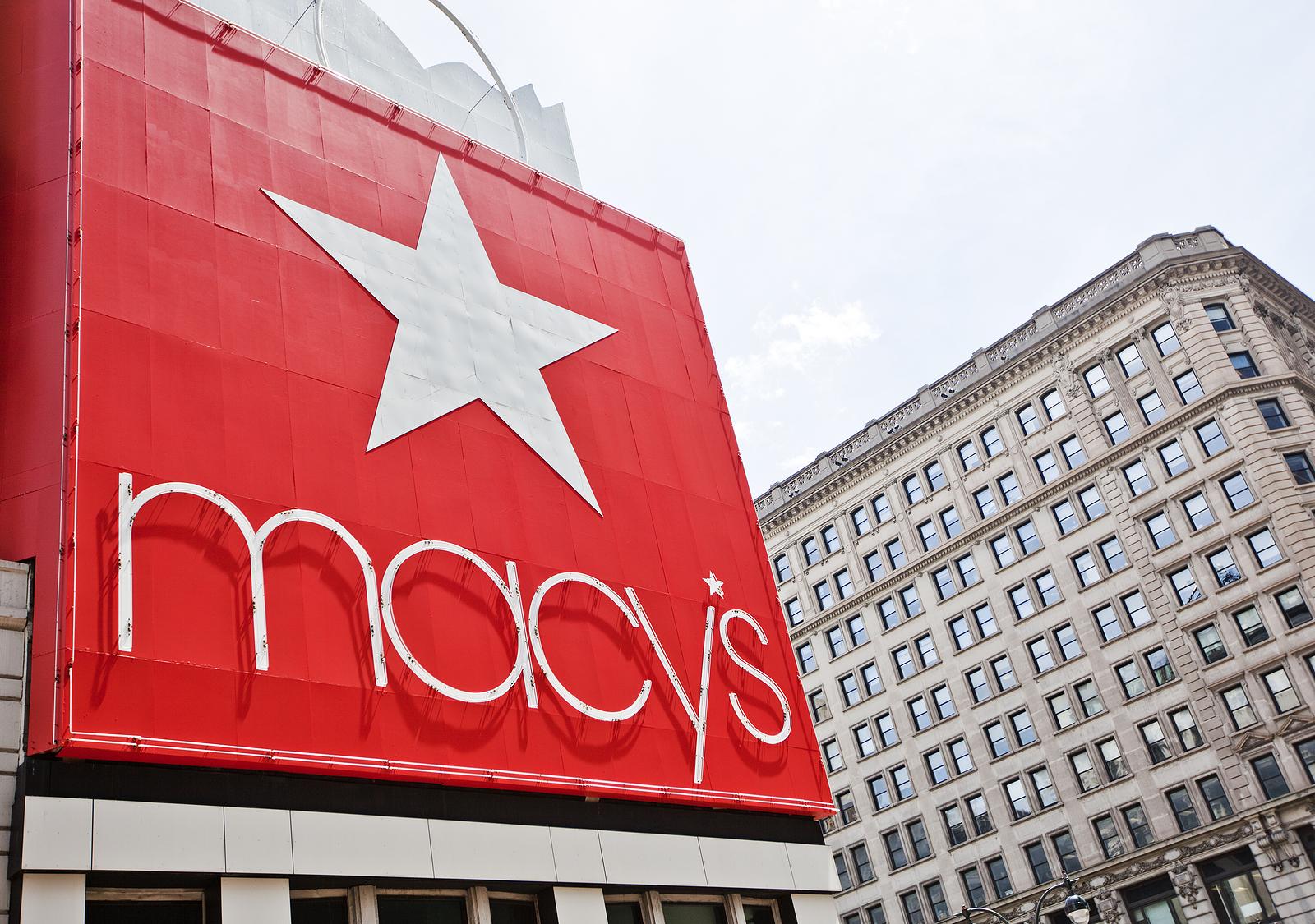 Macys stock, Macy