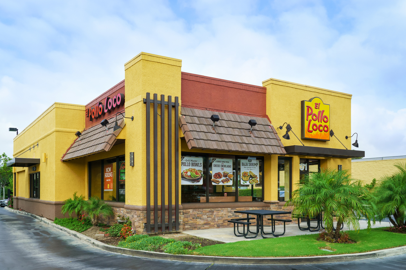El Pollo Loco Lager, LOCO Lager, Restaurant Lager, Fast Food Lager