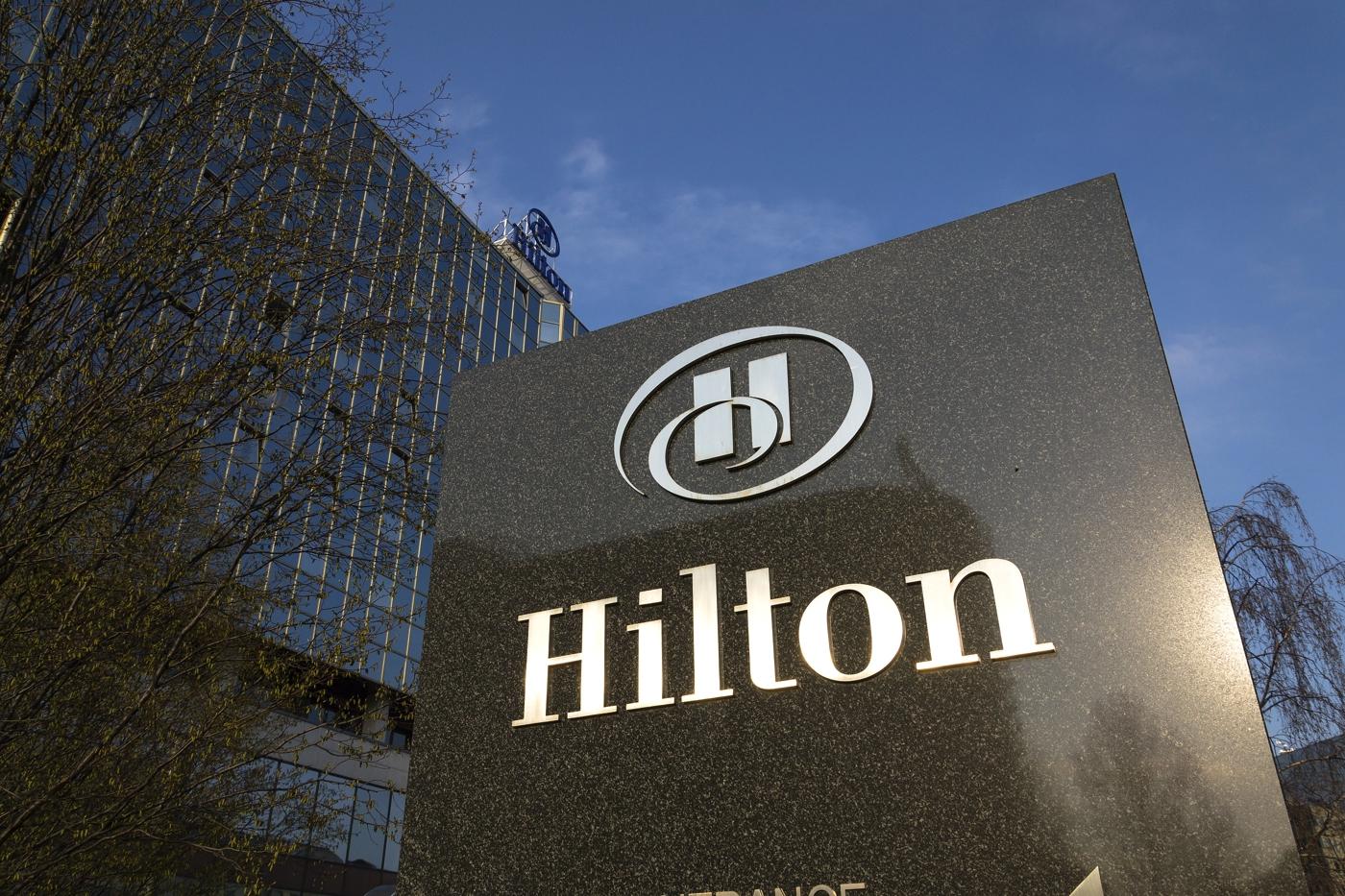 Hilton Hotels HLT stock