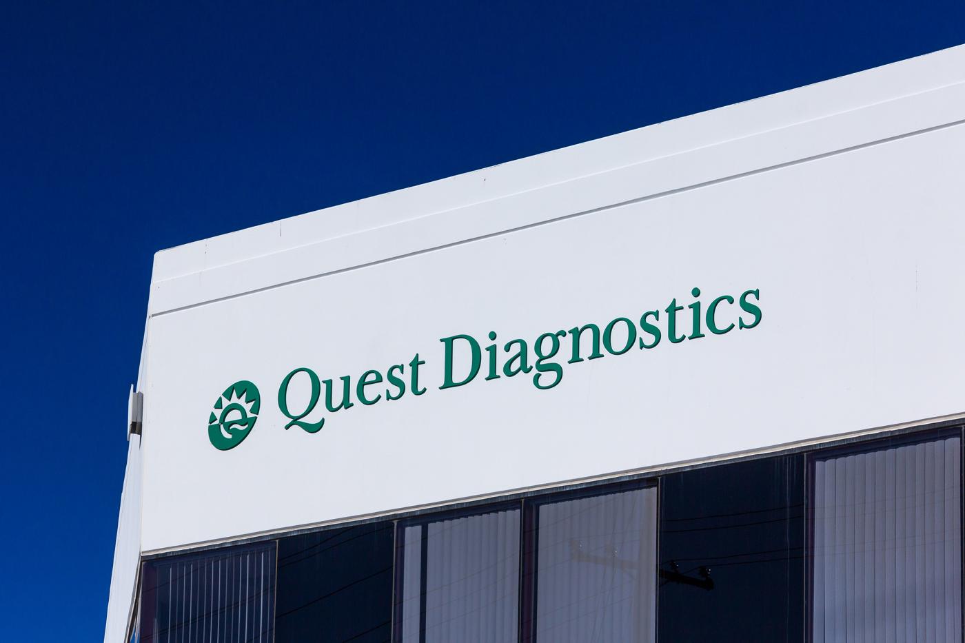 Quest Diagnostics DGX-Share