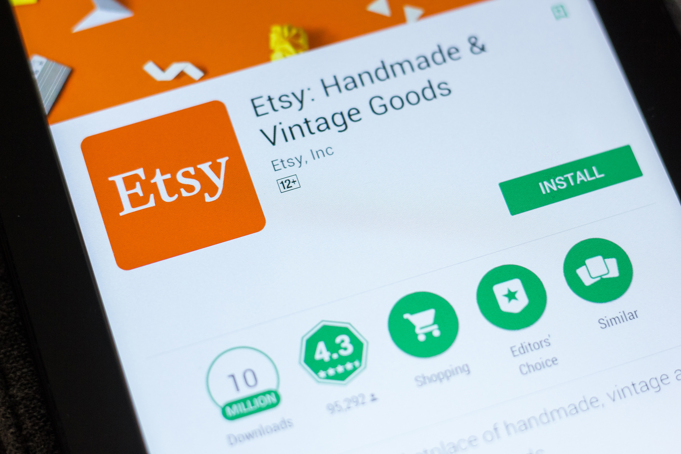 ETSY stock news and analysis