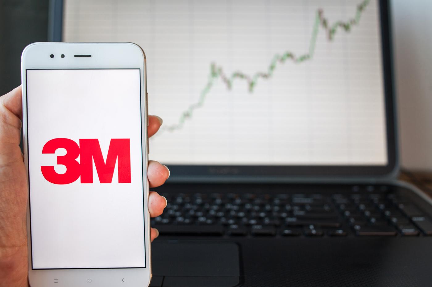 3M stock, MMM stock, MMM stock news, 3M stock news