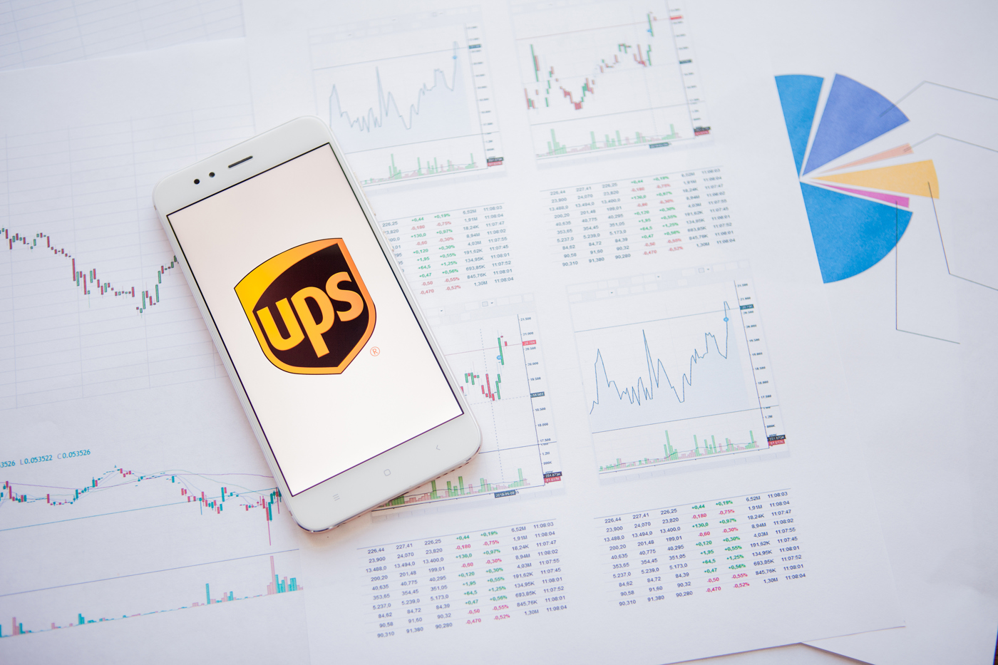 United Parcel Services stock, UPS stock, shipping stocks