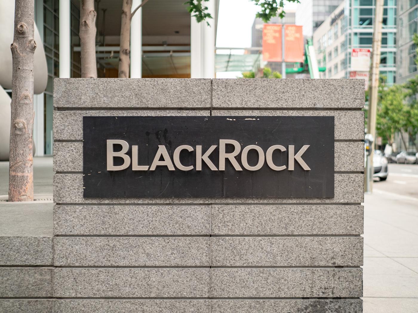 BlackRock stock, BLK stock