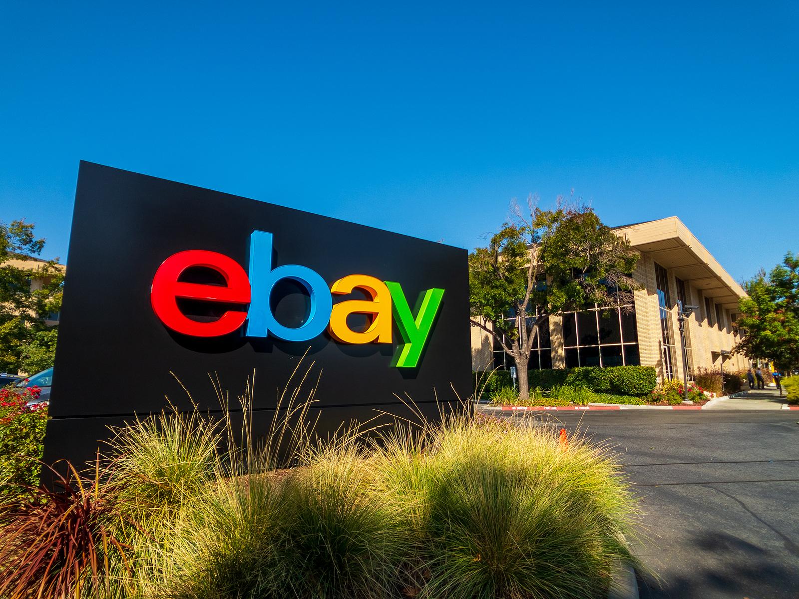 eBay EBAY stock