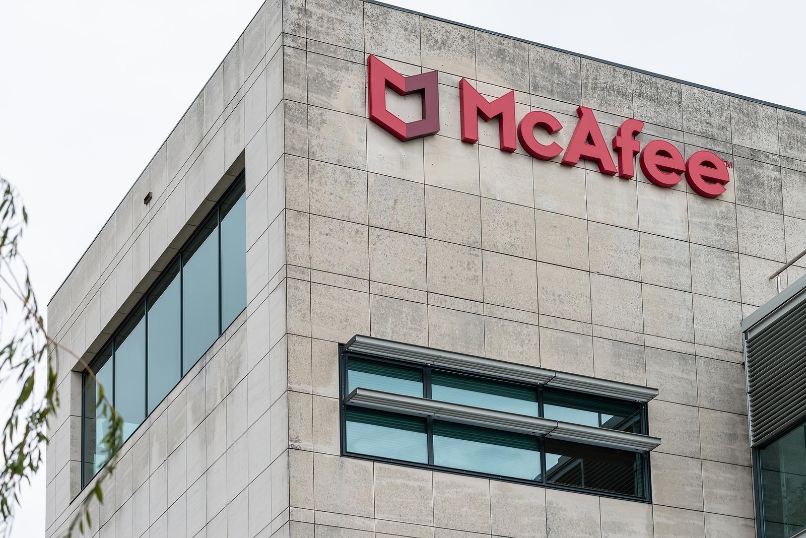 McAfee MCFE stock news and analysis