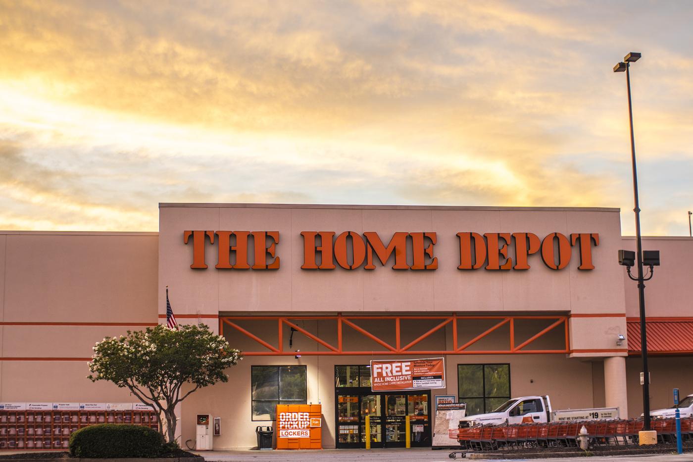 Home Depot stock, The Home Depot stock, HD stock