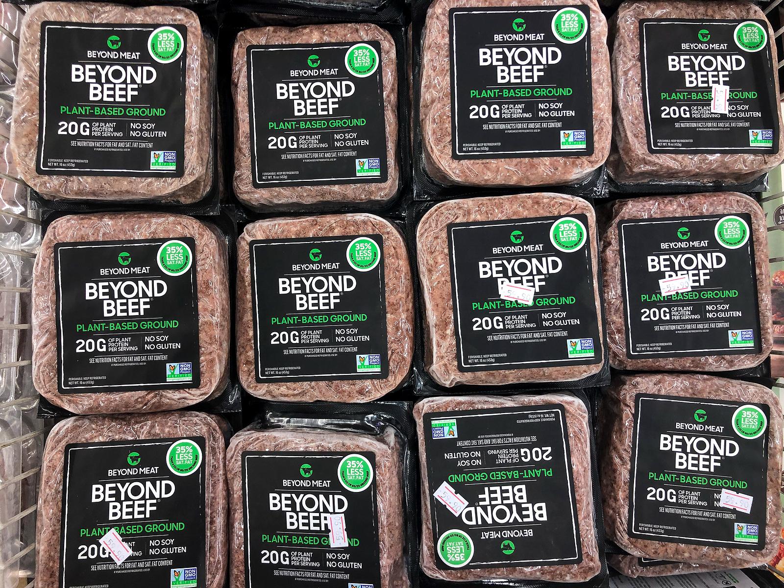 Beyond Meat stock, BYND stock, meat alternative stock