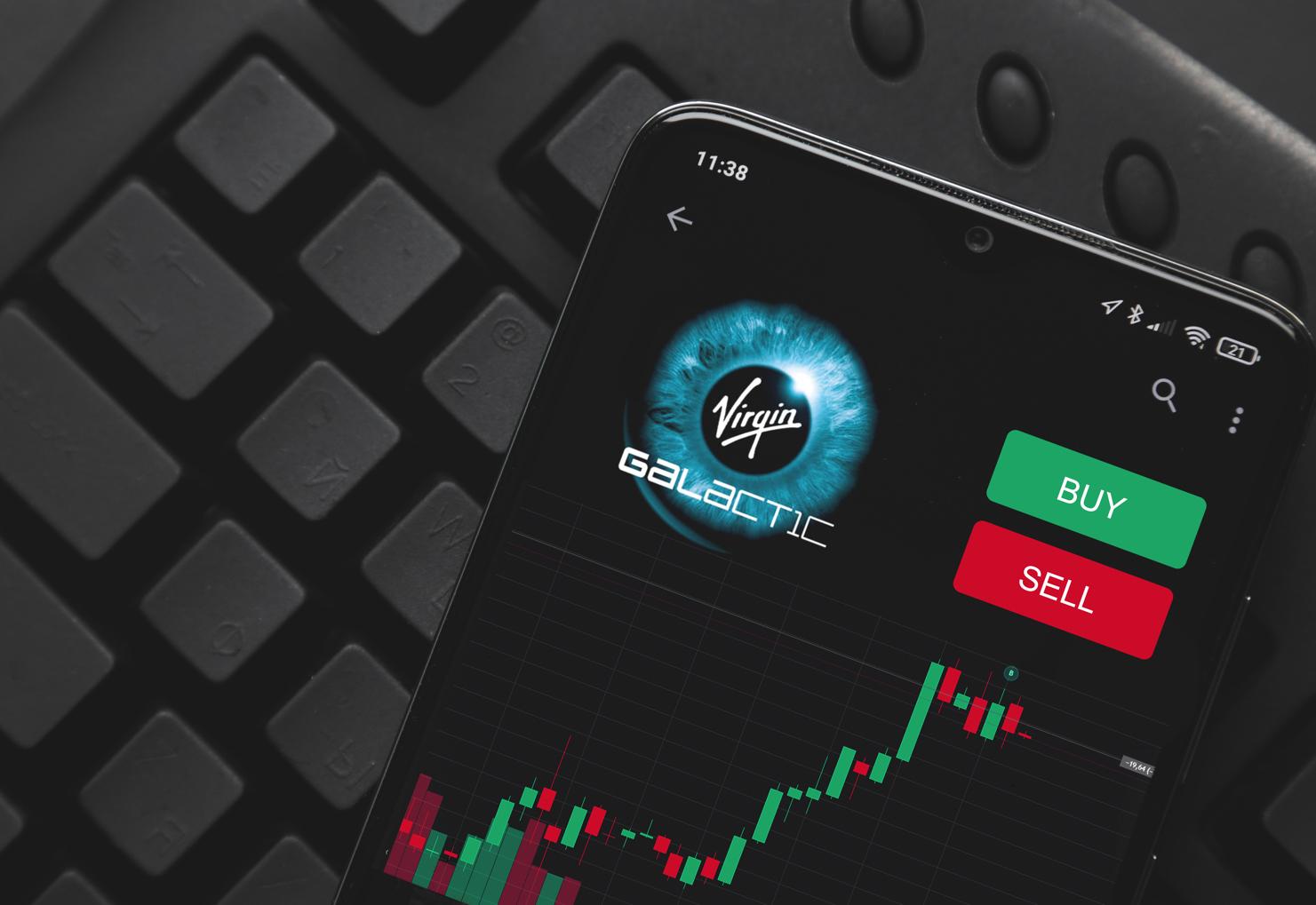 Virgin Galactic stock, SPCE stock news and analysis