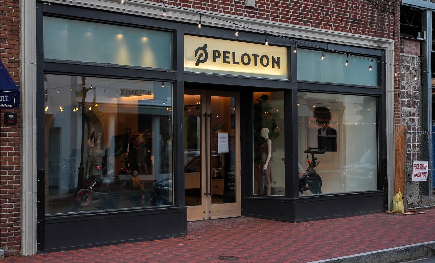 Peloton Interactive stock, Peloton stock, PTON stock