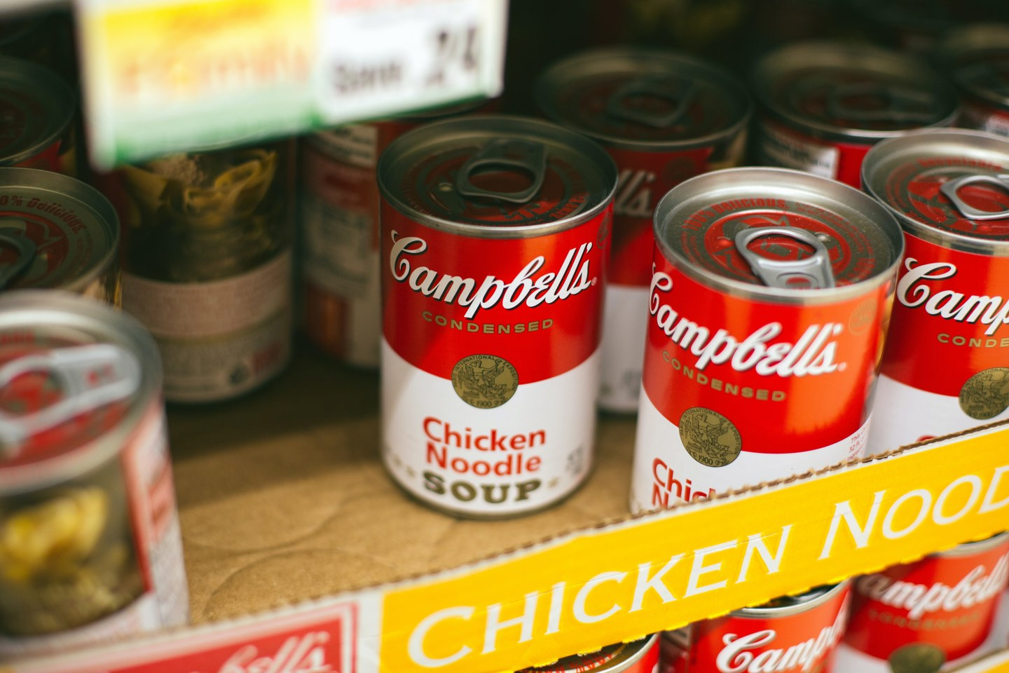 Campbell Soup stock, CPB stock, CPB stock news