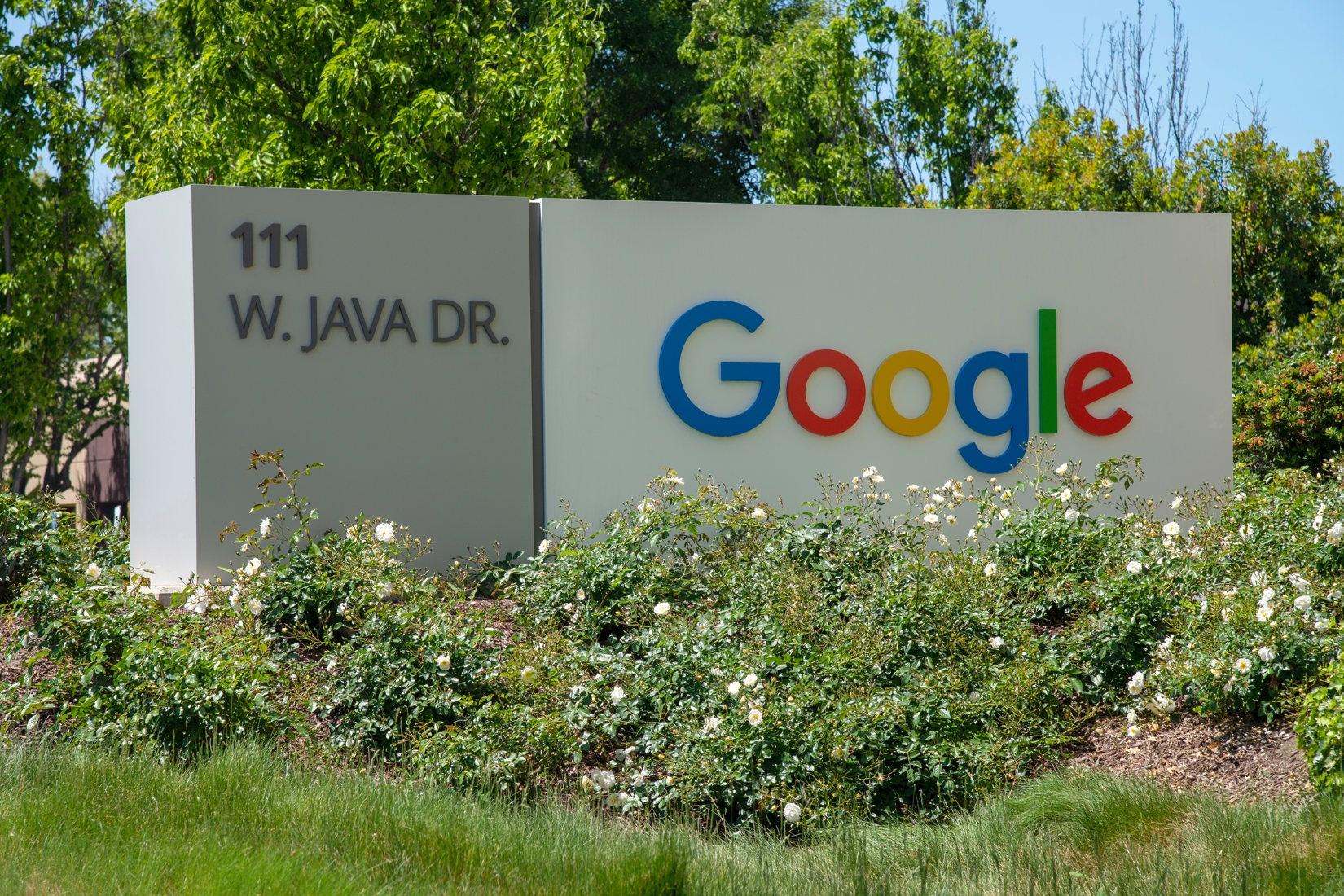 Google Alphabet togetL share