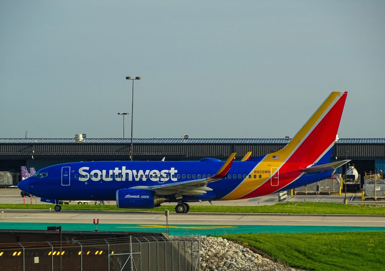 Southwest Airlines stock, LUV stock, Southwest stock