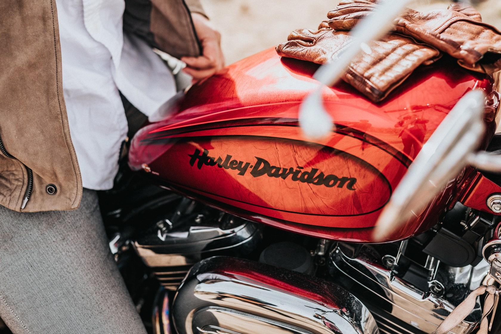 Harley Davidson stock, HOG stock, HOG stock news