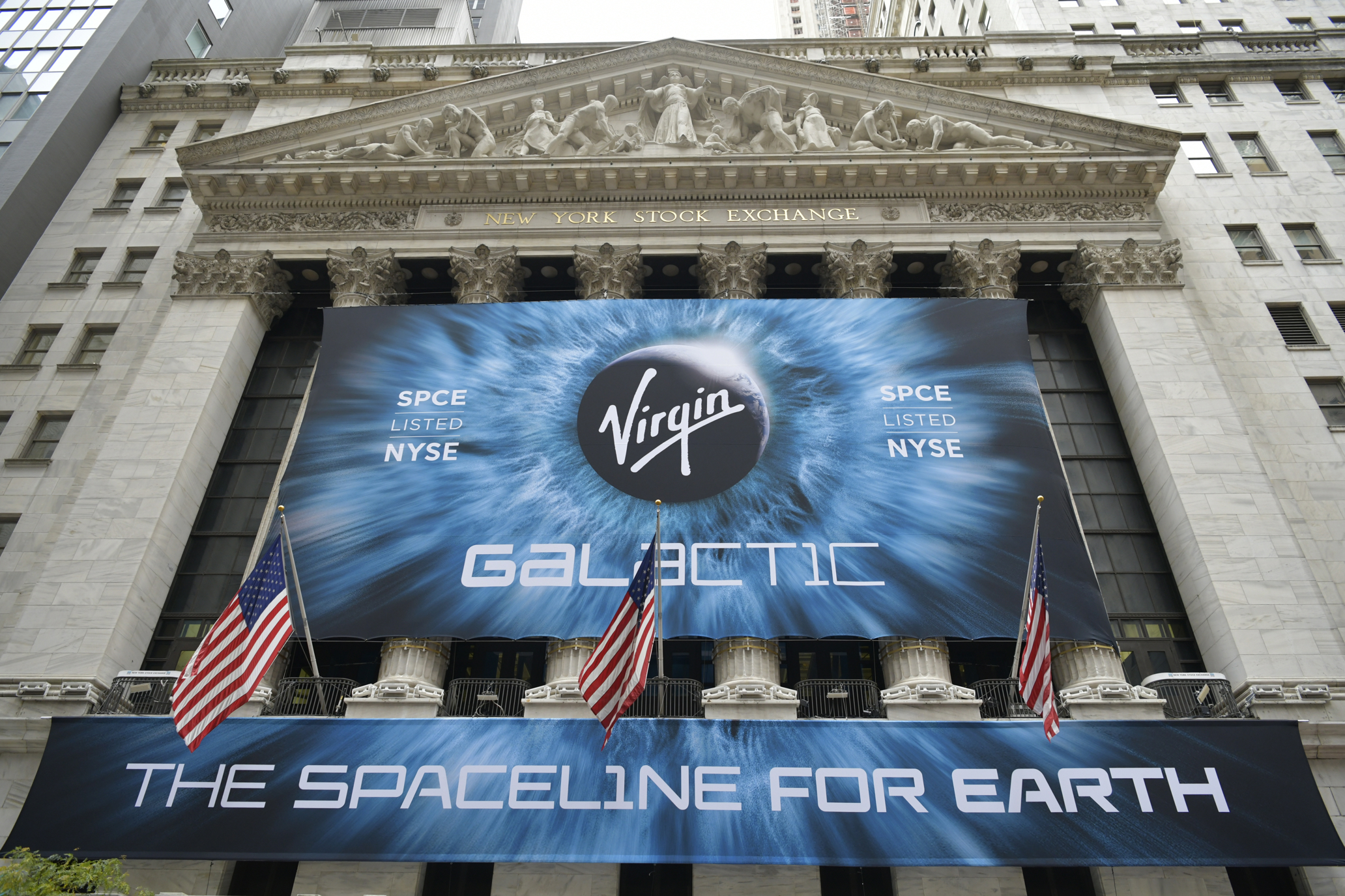 Virgin Galactic stock, SPCE stock news and analysis