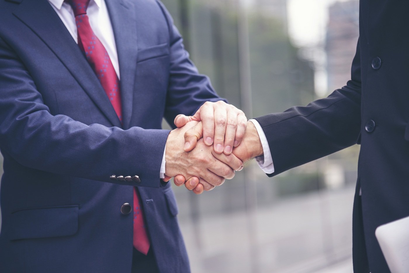 Acquisition, merger and relocation agreements