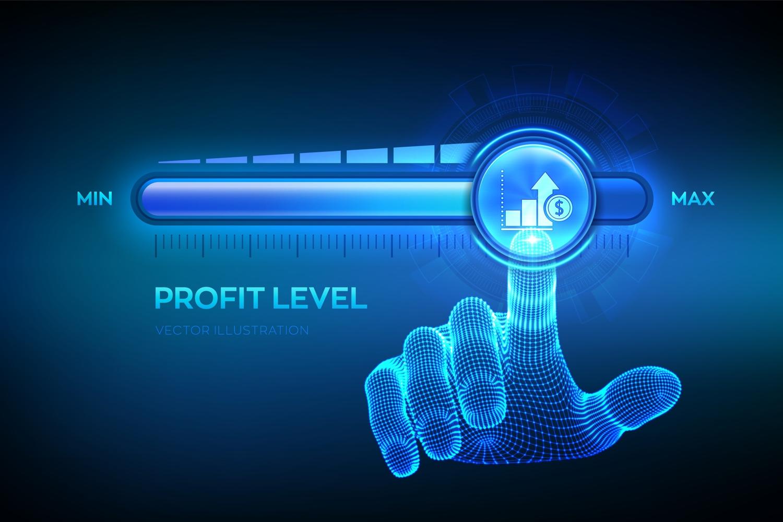 Maximize profit level concept