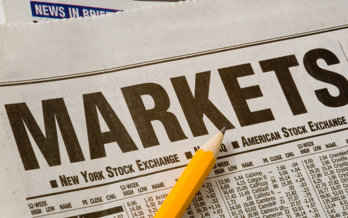 Stock market news, today's stocks, today's market news