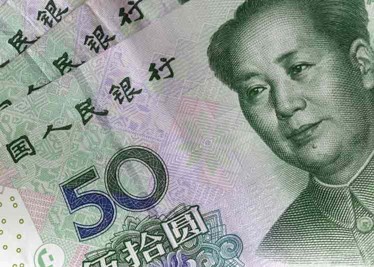 Image of Chinese Yuan