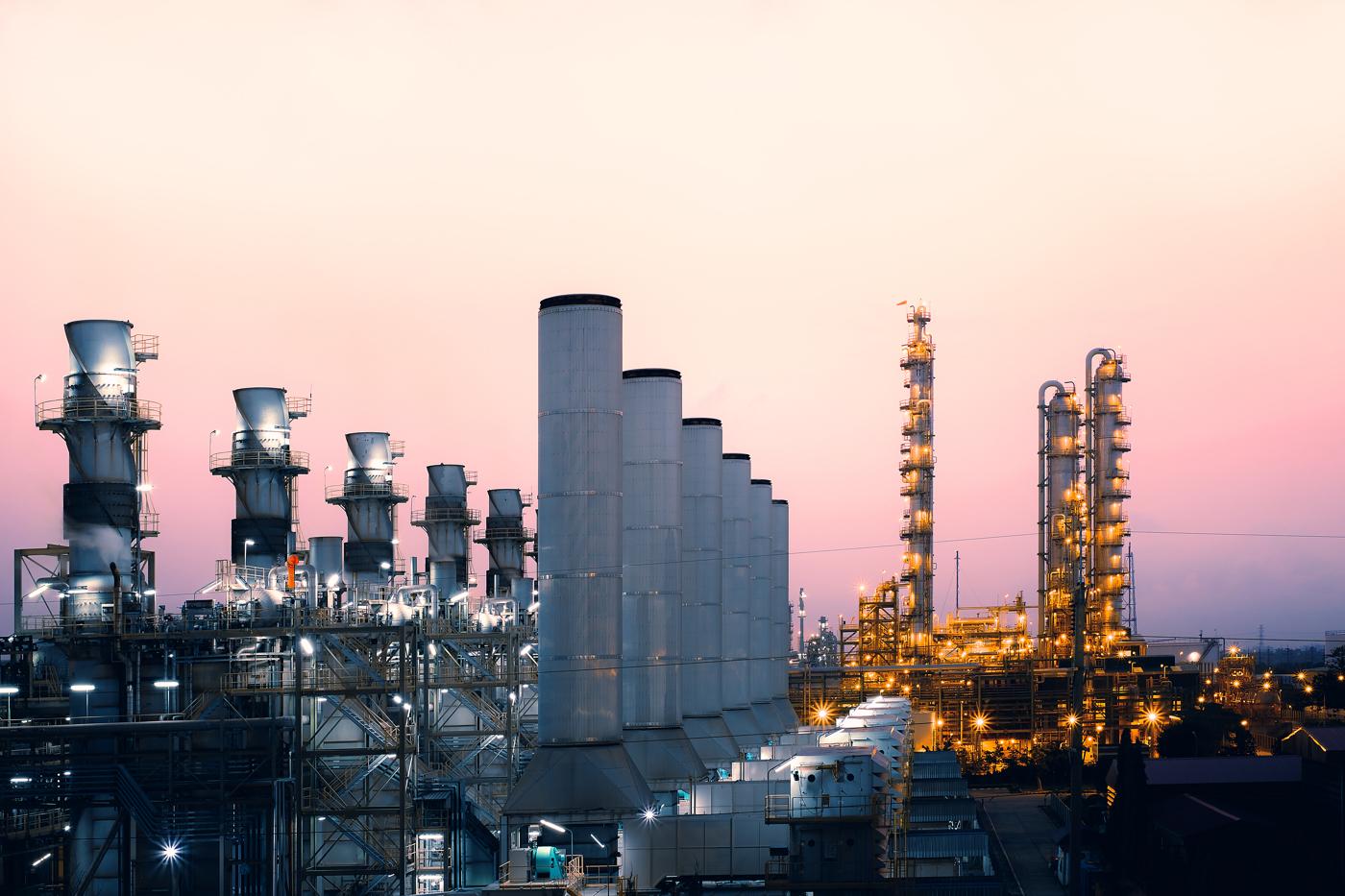 Oil stocks, Gas stocks, Oil refinery stocks