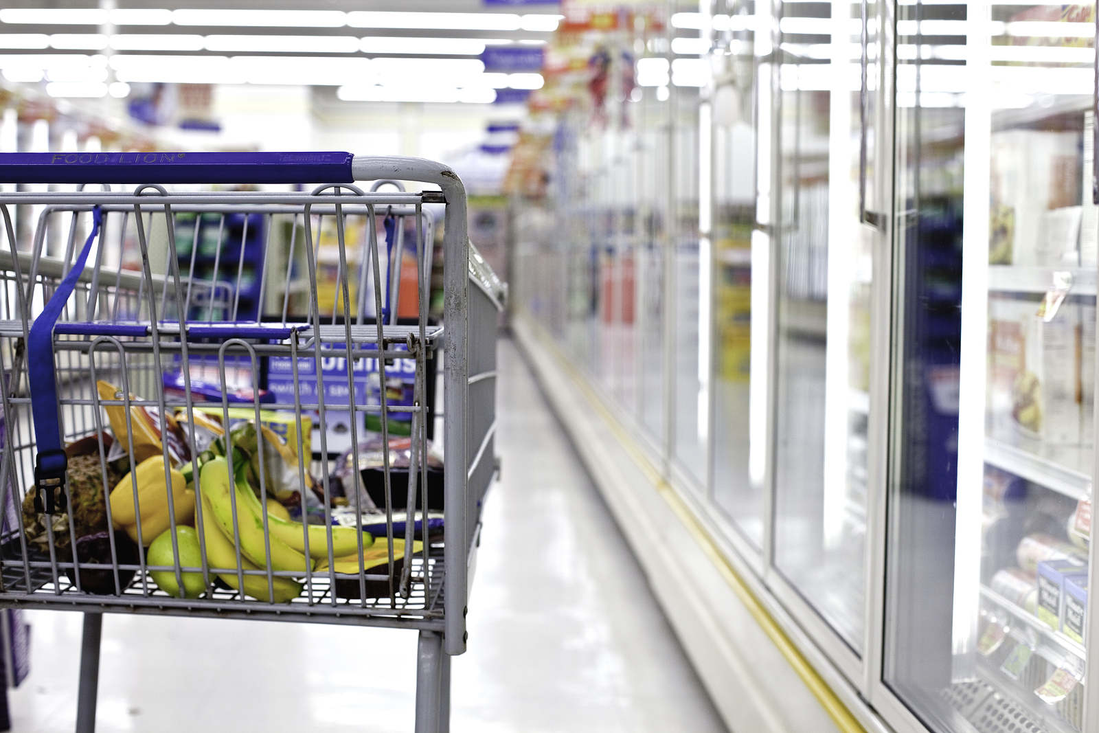Grocery Stores and Retail Shopping