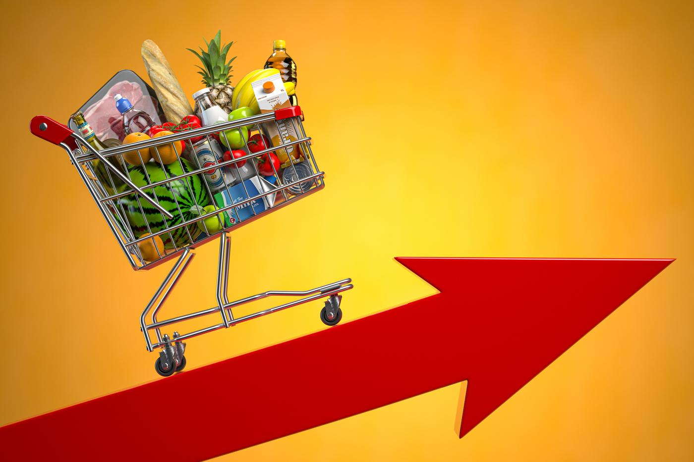 Grocery stocks, grocery store stocks, supermarket stocks