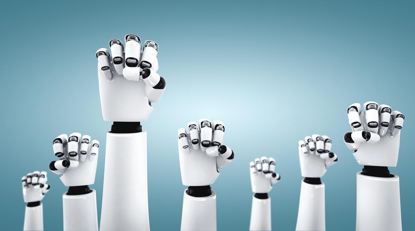 Artificial Intelligence stocks, AI stocks, robot stocks