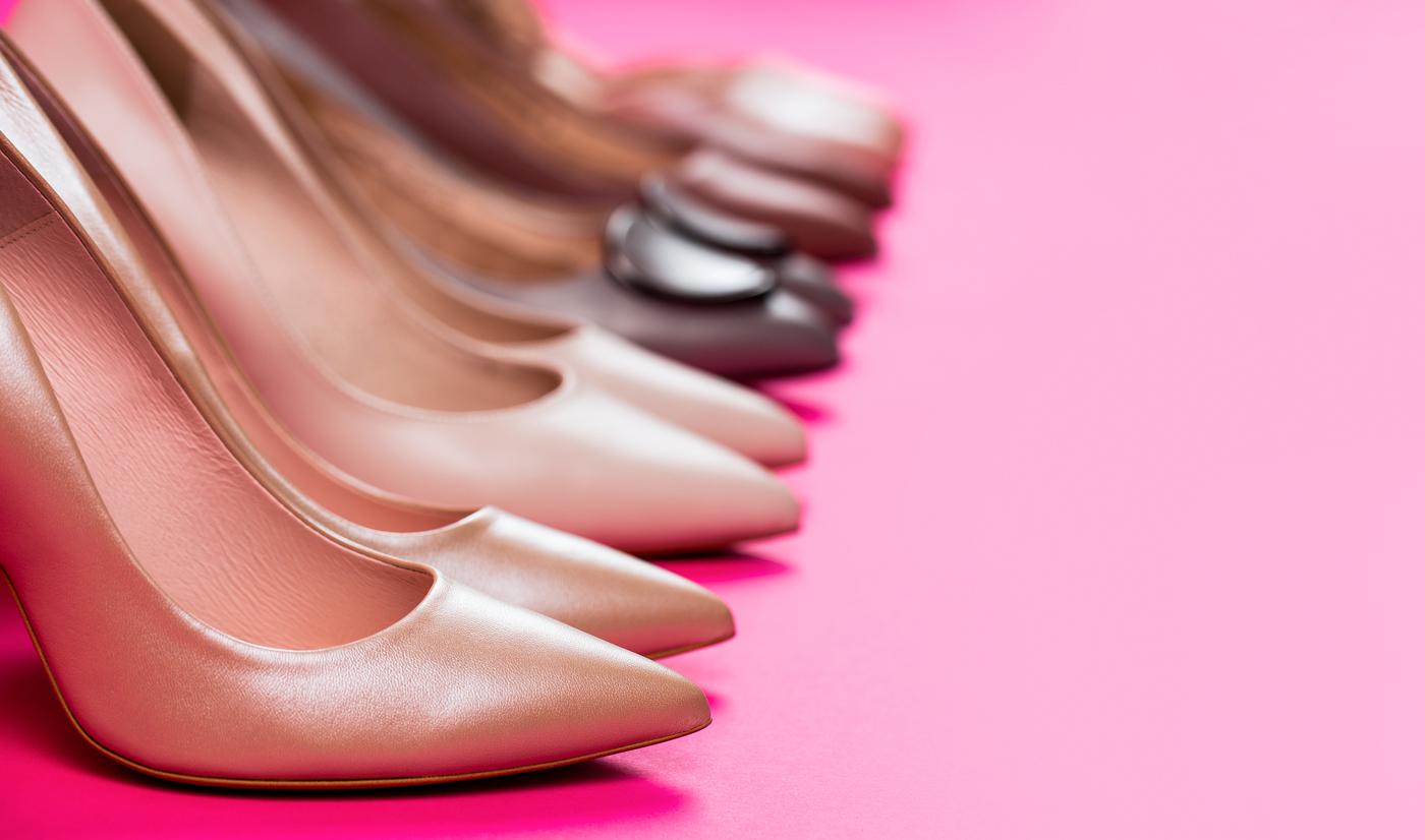 Shoe store stocks, shoe stocks, shoe production stocks, retail shoe stocks