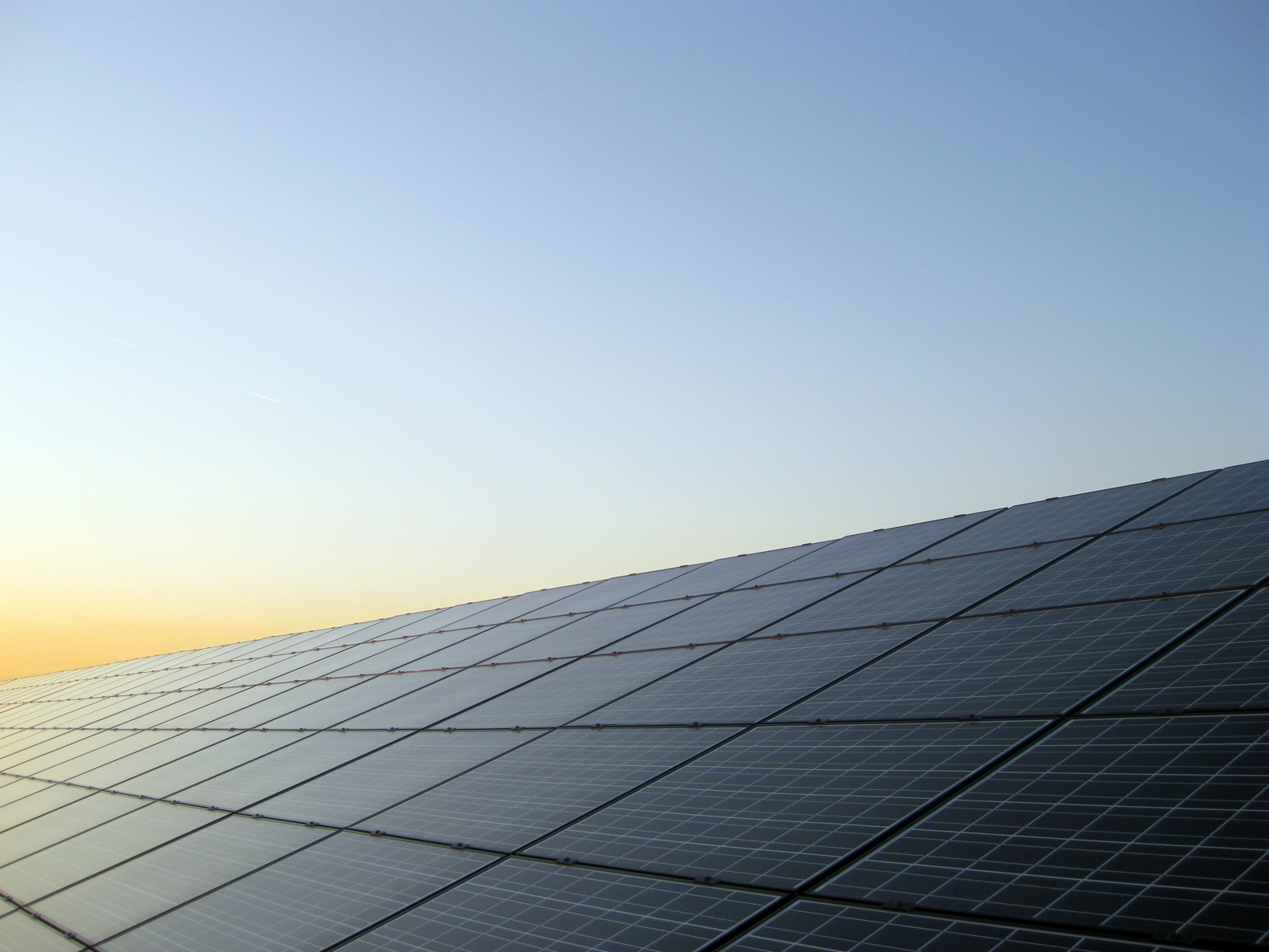 Solar panel stocks, news and analysis of alternative energy sources