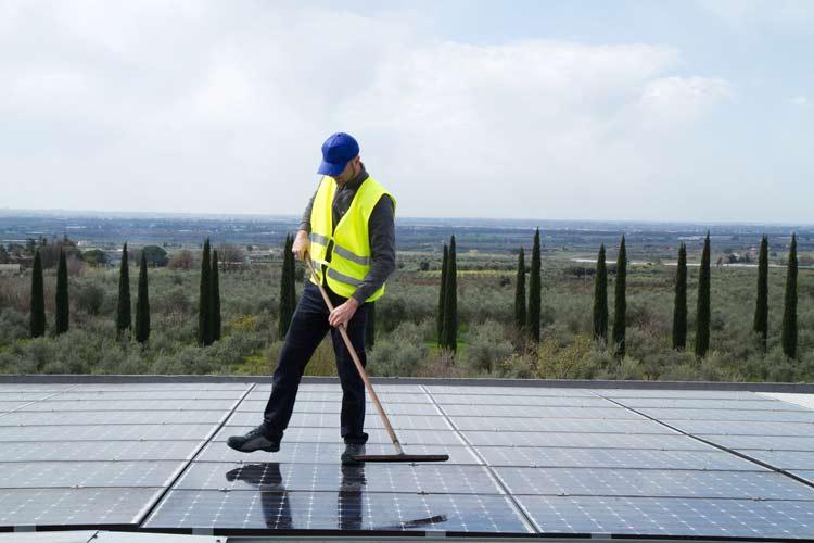 Solar panels and alternative energy