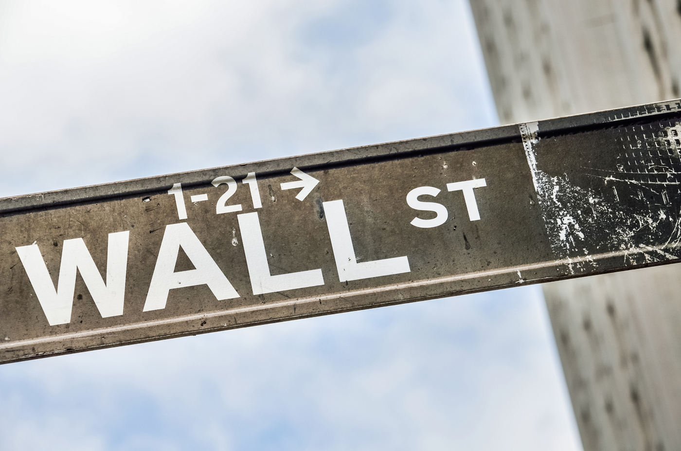 Wall Street, Stock Market, Stock Exchange, Trading, Investing