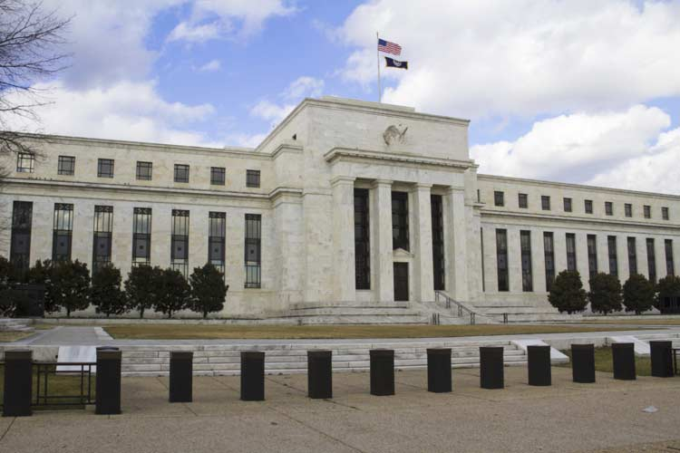 Federal Reserve Exterior Photo