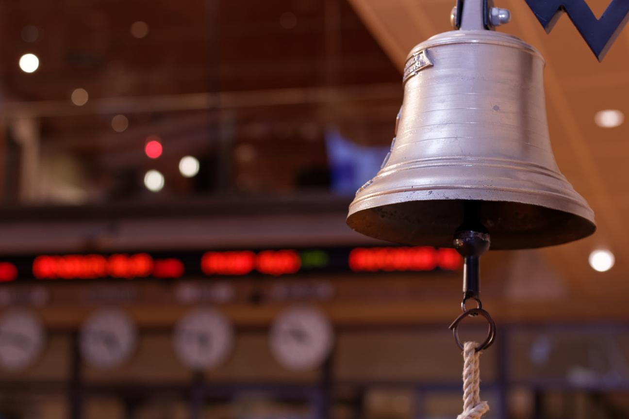 Trading Floor Opening Bell Closing Bell